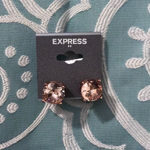NEW Rose gold large studs!